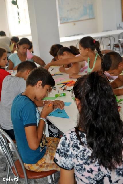 Art Education Program for Roma Children   Diversity Funds