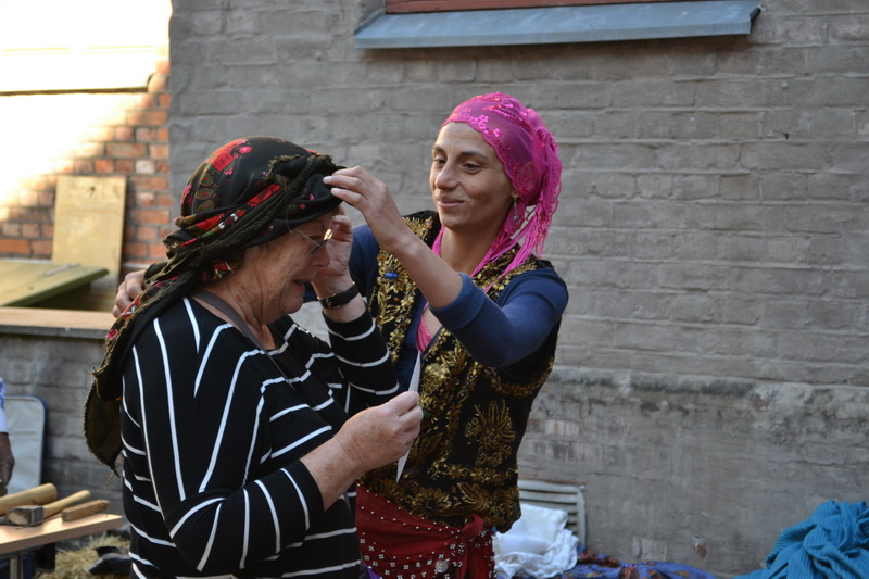 Positive Aspects Of Migration Roma Women And Roma Craftsmen As