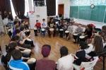 În ritm de schimbare - percuție africană pentru copiii romi și ne-romi din comunitatea dezavantajată din Ferentari