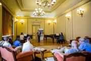Concursul internațional de dirijat Jeunesses Musicales