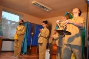 Căsuța de turtă dulce - Teatru de păpuși pentru copiii din zonele rurale