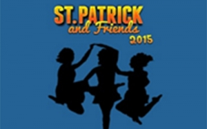Saint Patrick and Friends 2015 – teaser turneu