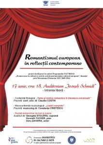 Romantismul european în reflecţii contemporane