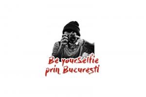 Be yourSelfie prin București – album fotografie urbană