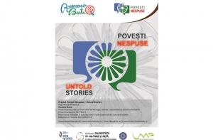 Povești nespuse – broșură