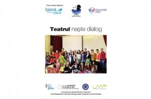 Teatrul naște dialog – broșură