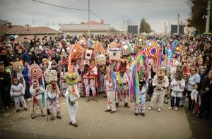 Manifestare tradițională Ziua Cucilor – video
