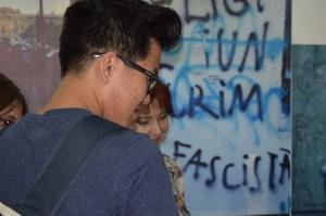 Be your selfie in Bucharest. Program educațional de istorie urbană pentru studenți